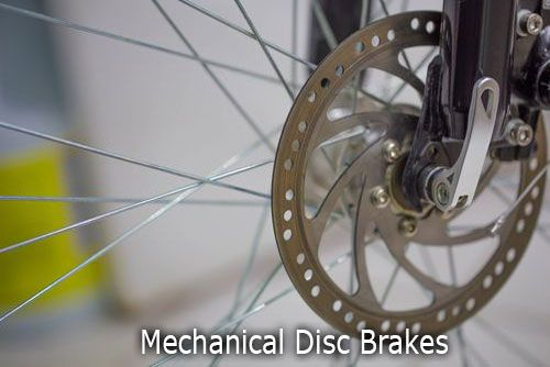 ​Mechanical disc brakes